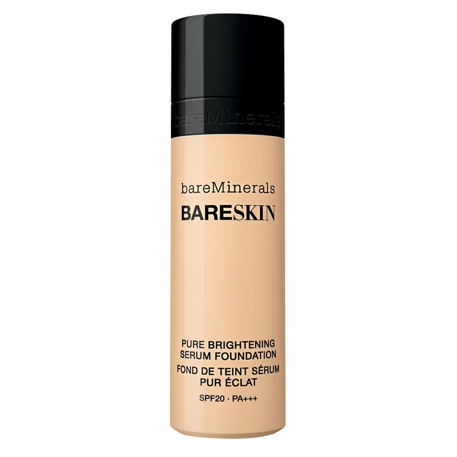 BareMinerals BareSkin Pure Brightening Serum Foundation SPF20 Bare Linen 03 30ml