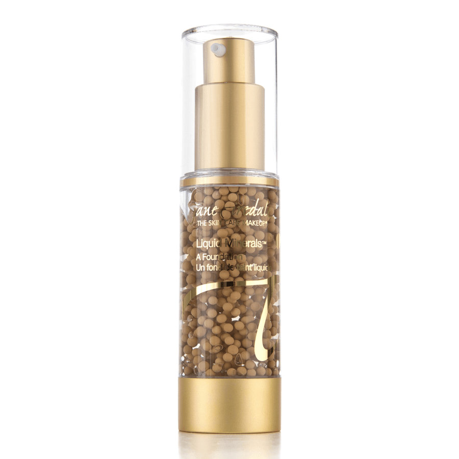 Jane Iredale Liquid Minerals Foundation Latte 30ml