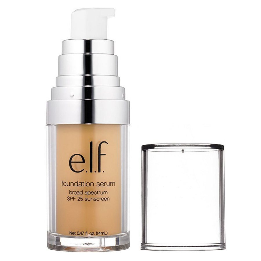 e.l.f. Beautifully Bare Foundation Serum Spf25 Light/Medium