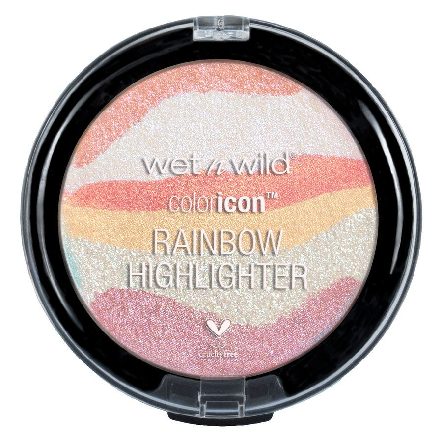 Wet`n Wild Color Icon Rainbow Highlighter Everlasting Glow