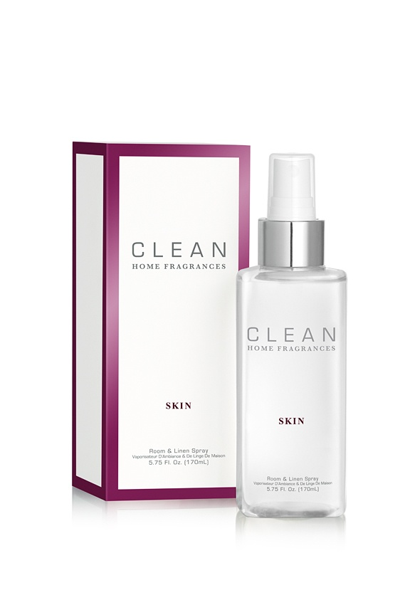 CLEAN Home Collection Skin Linen/Room Spray 170ml