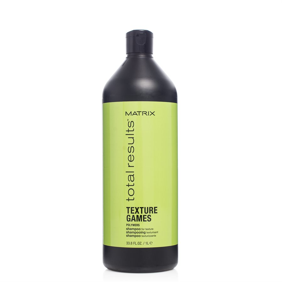 Matrix Total Results Texture Games Shampoo 1000ml