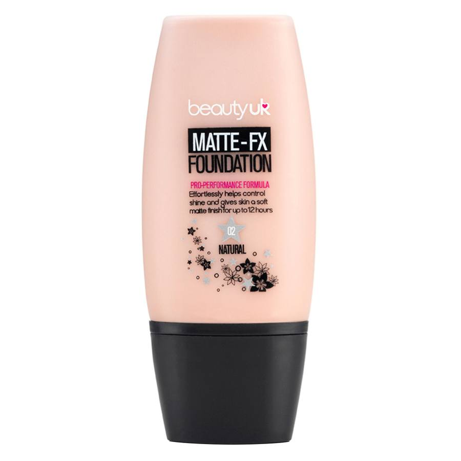 Beauty UK Matte FX Foundation No.2 Natural
