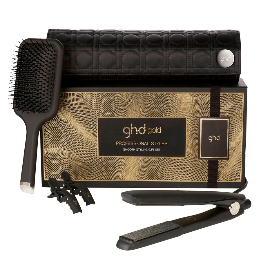 ghd Gold Smooth Syling Gift Set