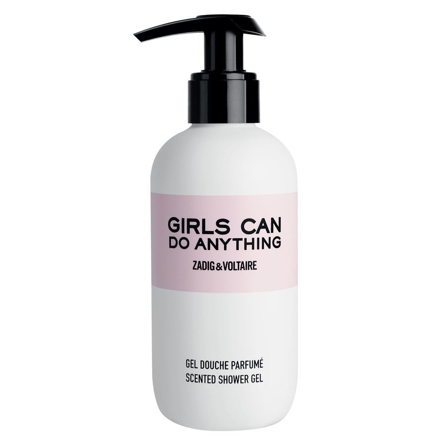 Zadig & Voltaire Girls Can Do Anything Shower Gel 200ml