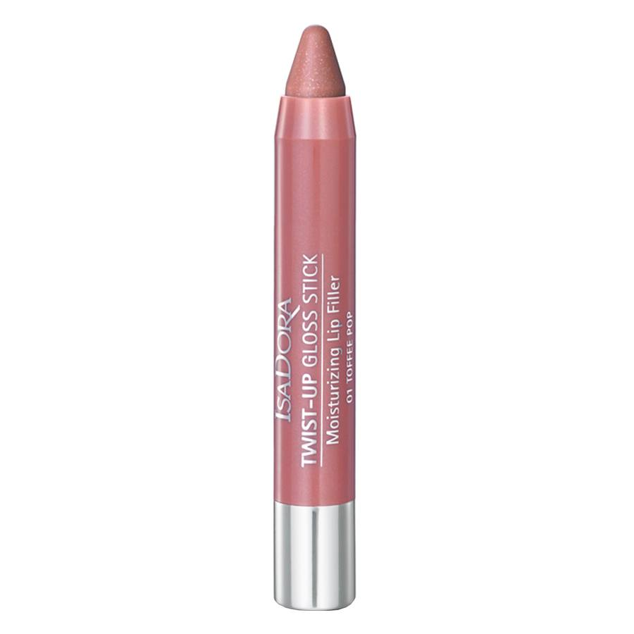 IsaDora Twist-Up Gloss Stick 01 Toffee Pop 2,7g