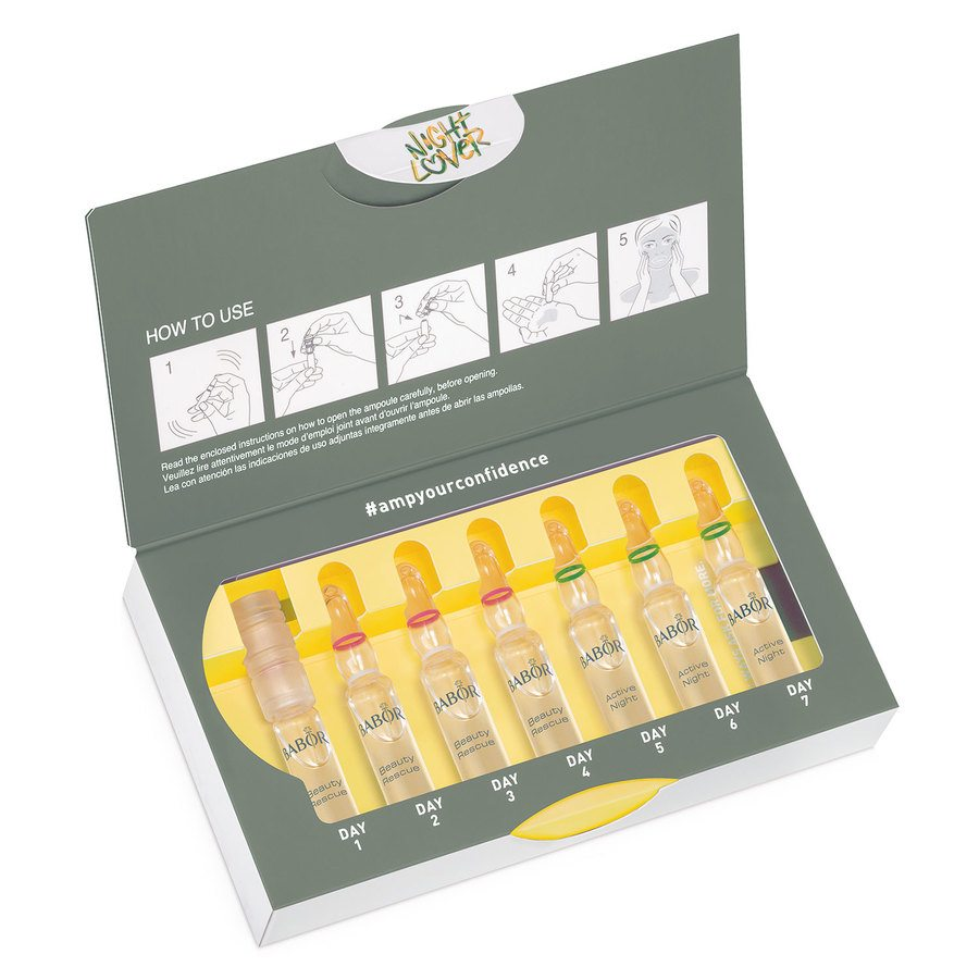 Babor Promo Ampoules Night Lover 7x2ml