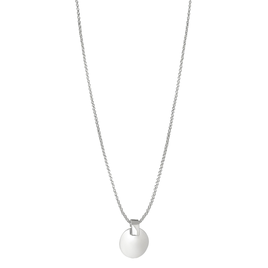 Snö of Sweden Carrie Pendant Neck Plain Silver