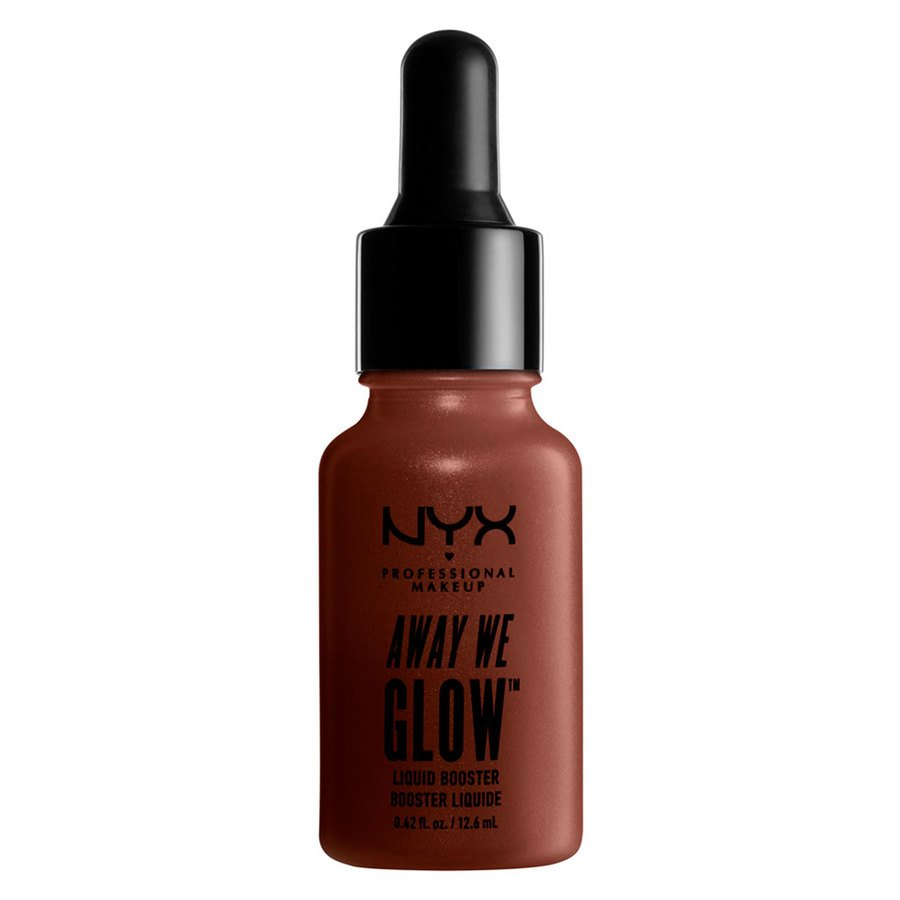 NYX Professional Makeup Away We Glow Liquid Booster Untamed 12,6ml