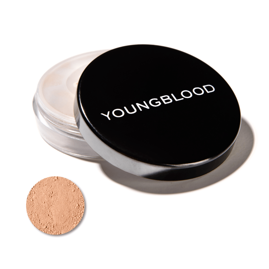 Youngblood Natural Loose Mineral Foundation Rose Beige 10g