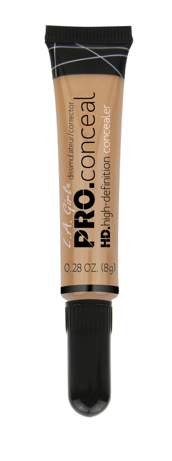 L.A. Girl Cosmetics Pro Conceal HD Concealer Warm Honey GC982 8g