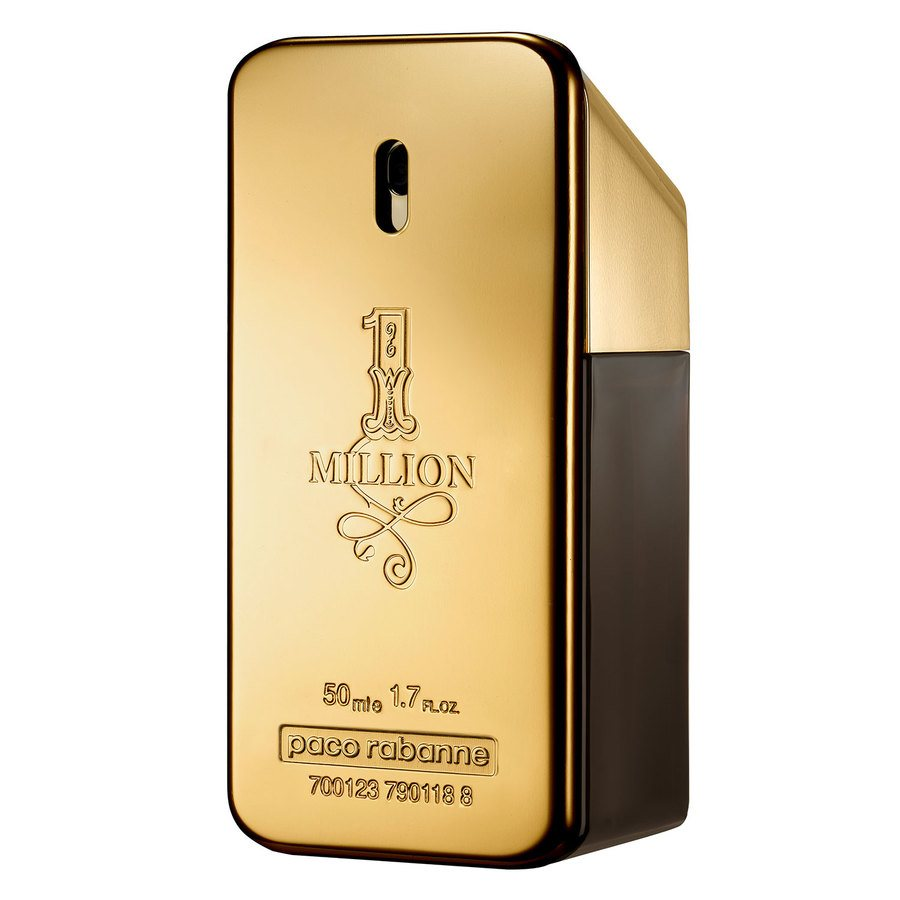 Paco Rabanne 1 Million Eau De Toilette 50 ml For men