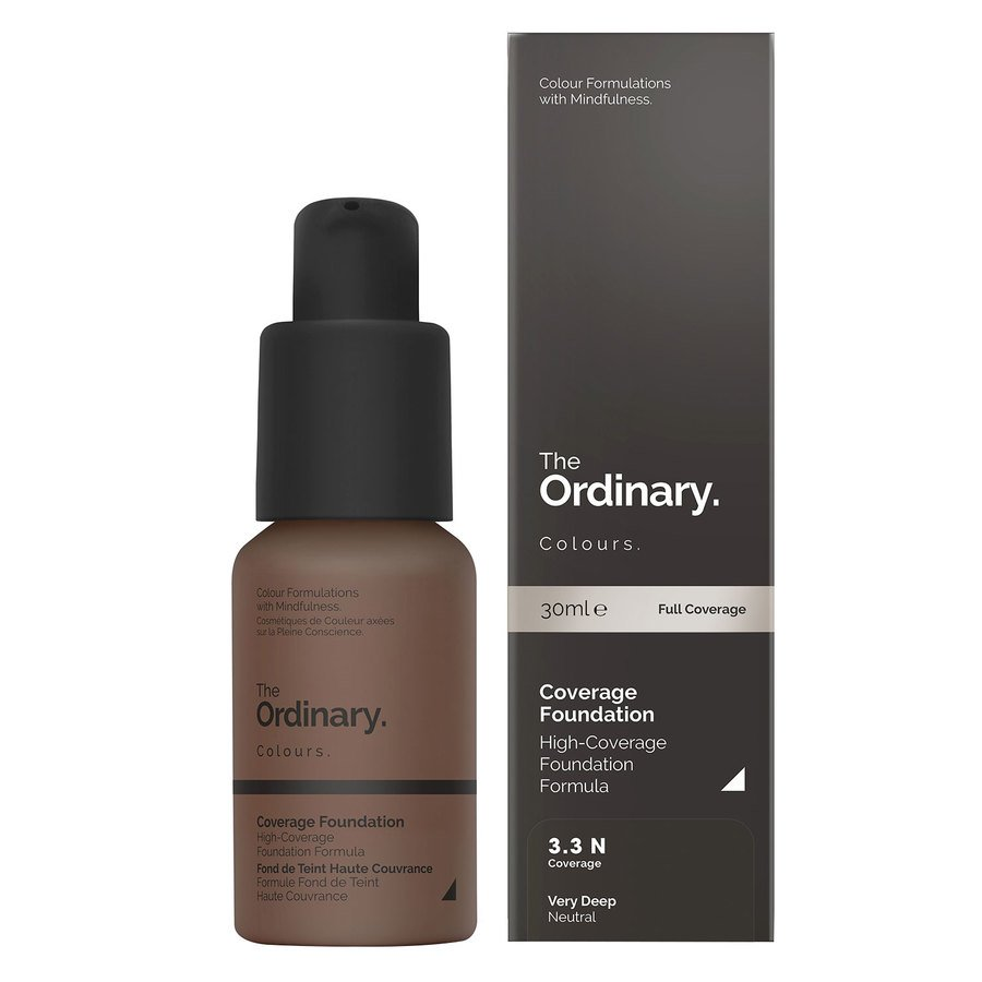 The Ordinary Coverage Foundation 3.3 N very deep Neutral