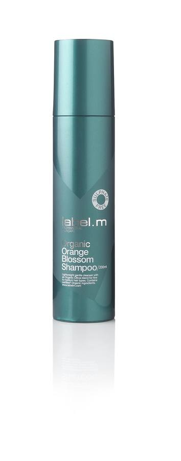 label.m Organic Orange Blossom Shampoo 200ml