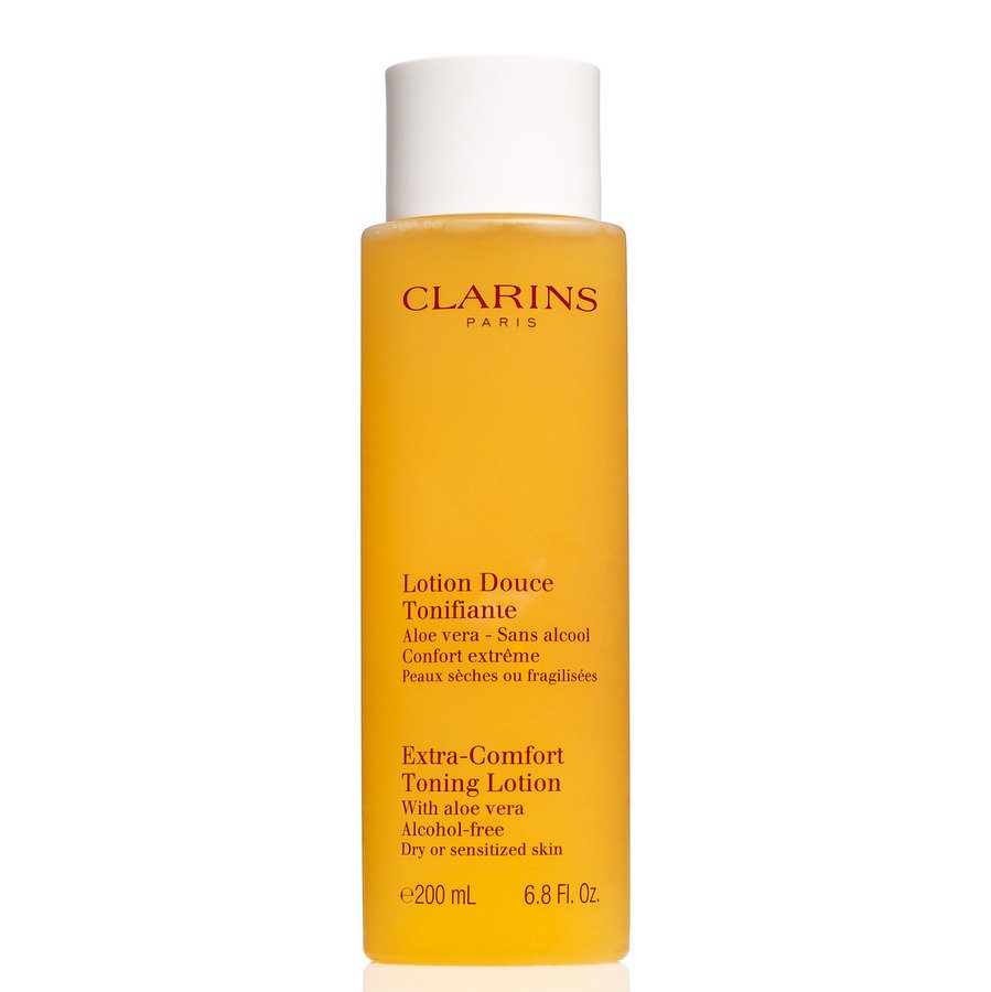 Clarins Lotion Douce Tonifiante Extra-Comfort Toning Lotion 200ml