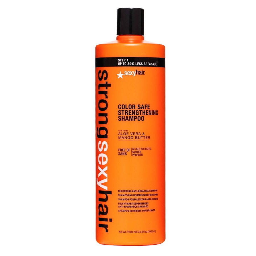 Strong Sexy Hair Strengthening Shampoo 1000ml