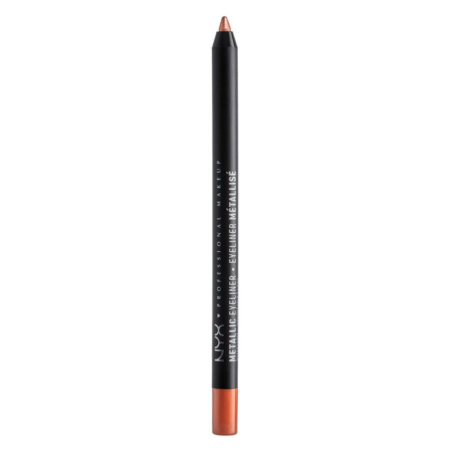 NYX Professional Makeup Metallic Eyeliner Copper