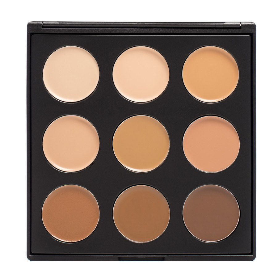 Smashit Cosmetics 9 Color Cream Contour Mix 2