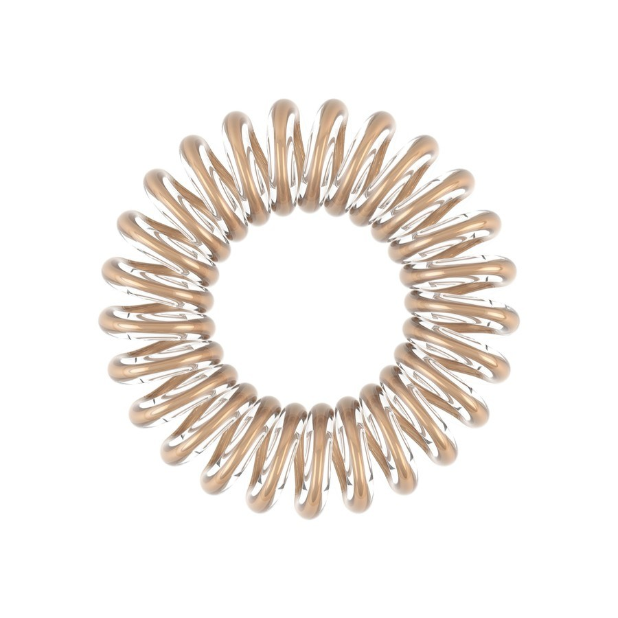 Invisibobble 3 Traceless Hair Rings Bronze Me Pretty