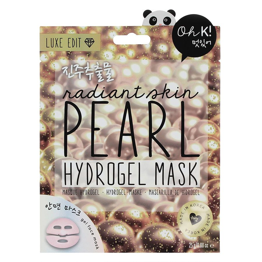 Oh K! Luxe Hydrogel Pearl Face Mask 25 g