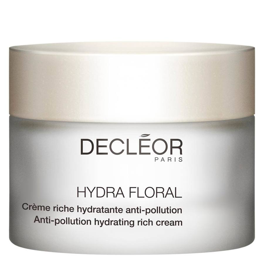 Decléor Hydra Floral Anti-Pollution Hydrating Rich Cream  (50 ml)