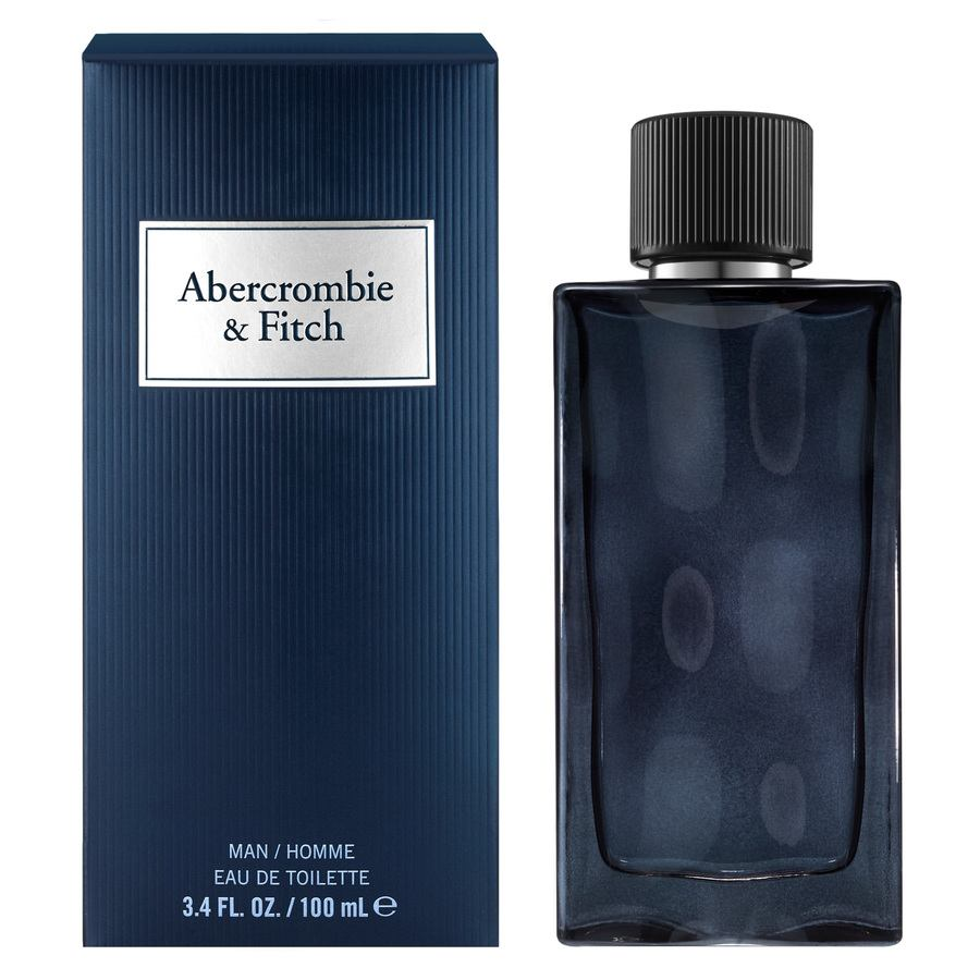 Abercrombie & Fitch Blue Men Eau De Toilette 100 ml