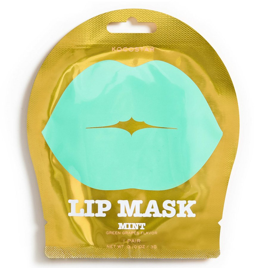 Kocostar Lip Mask Mint Grape 1pcs