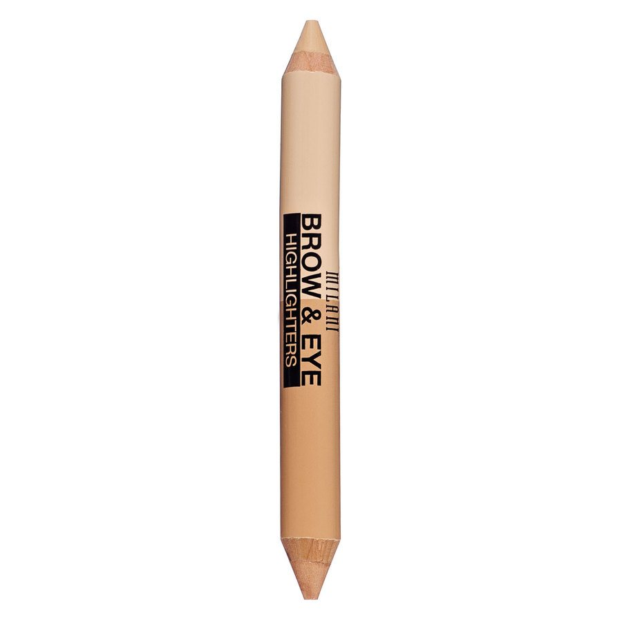 Milani Brow & Eye Highlighter Matte Beige/High Glow 01