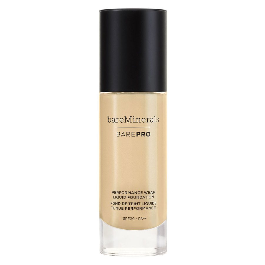 BareMinerals BarePro Liquid Foundation Warm Natural 12 30ml