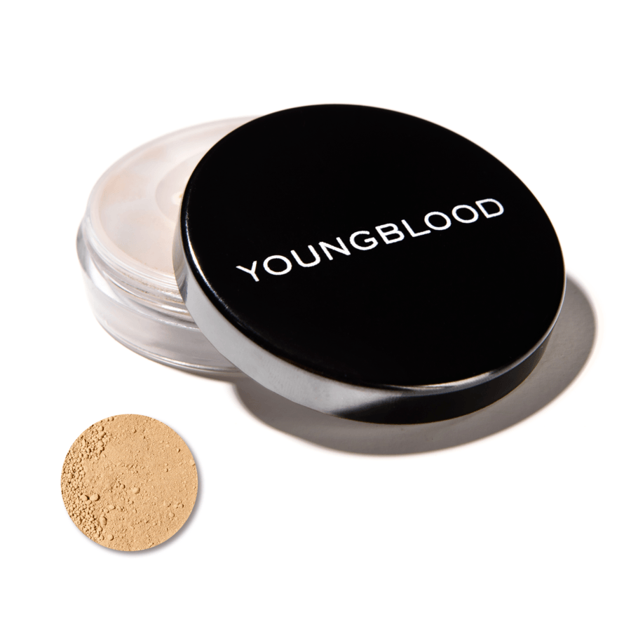 Youngblood Natural Loose Mineral Foundation Warm Beige 10g
