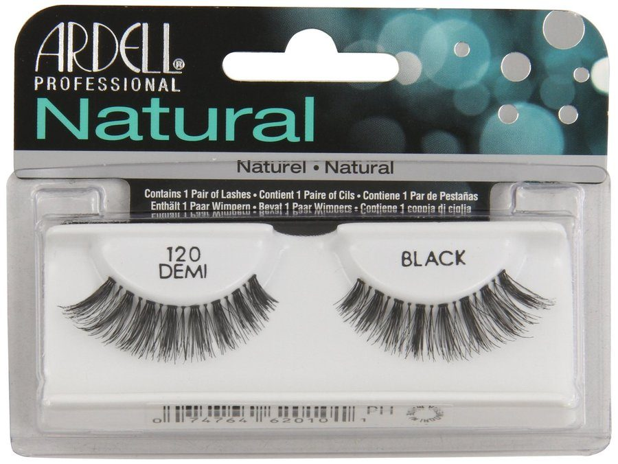 Ardell Natural Fashion Lashes-120 Black