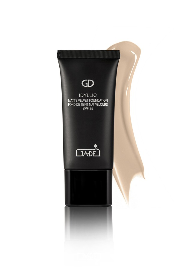Ga-De Idyllic Matte Velvet Foundation No. 105 Ivory Nude 30ml