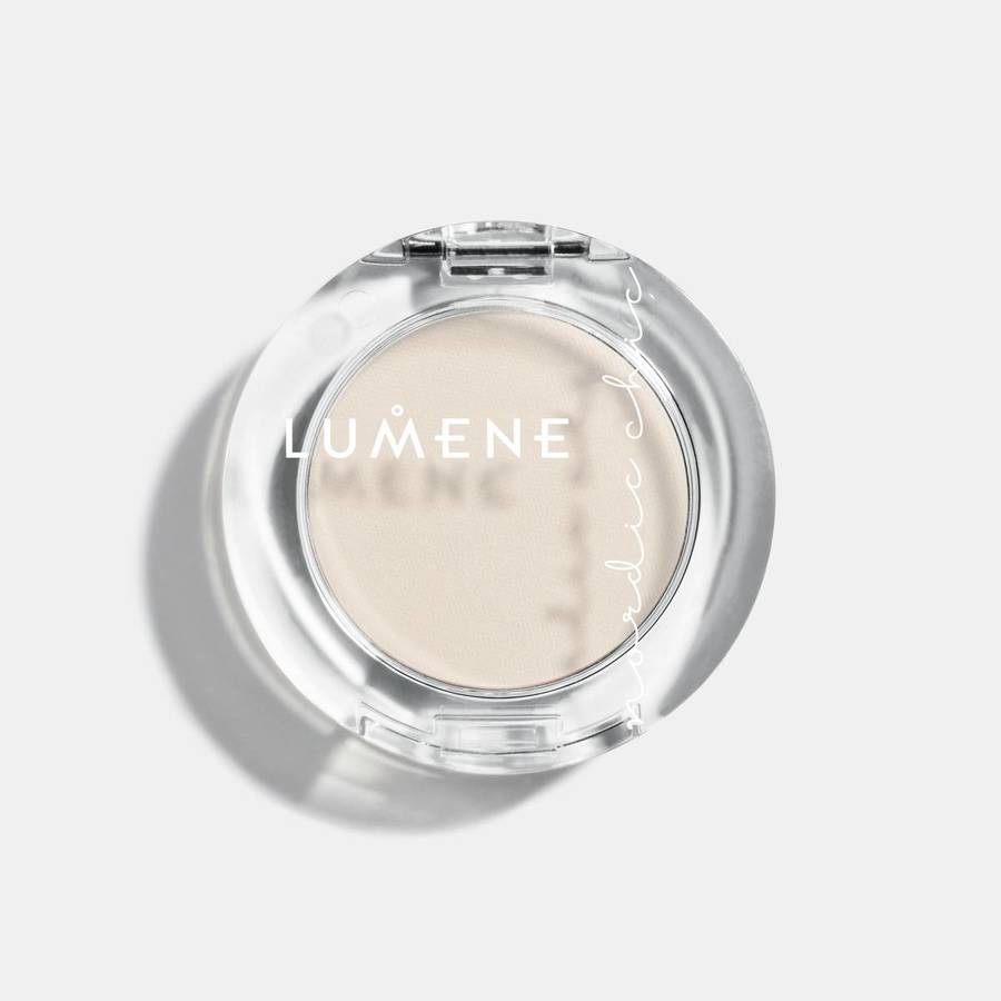 Lumene Nordic Chic Pure Color Eyeshadow 1 White Nights 2,5g