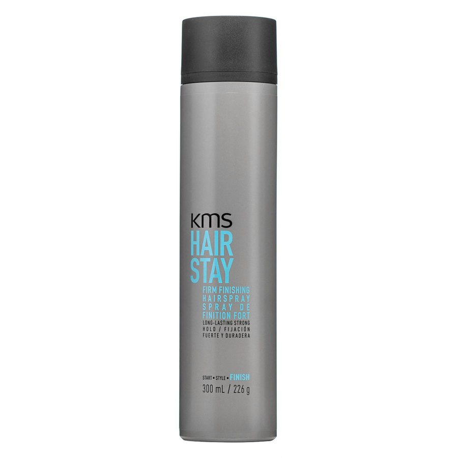 Kms Hair Stay Firm Finishing Hairspray 300ml