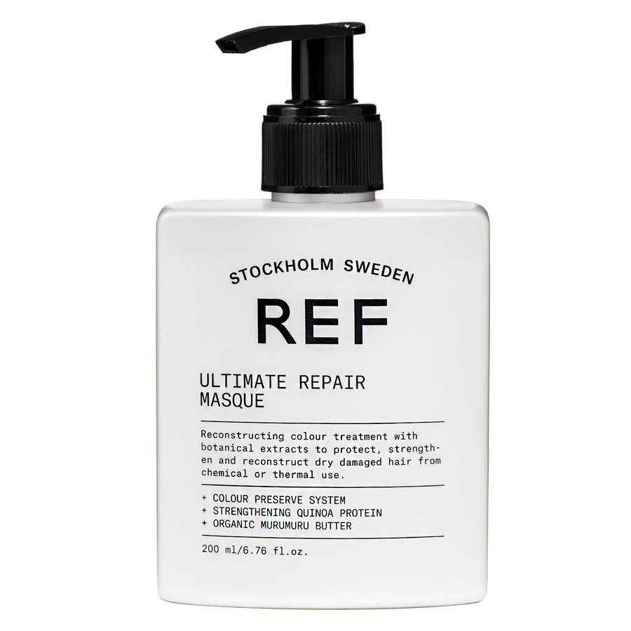 REF Ultimate Repair Treatment Masque 200ml