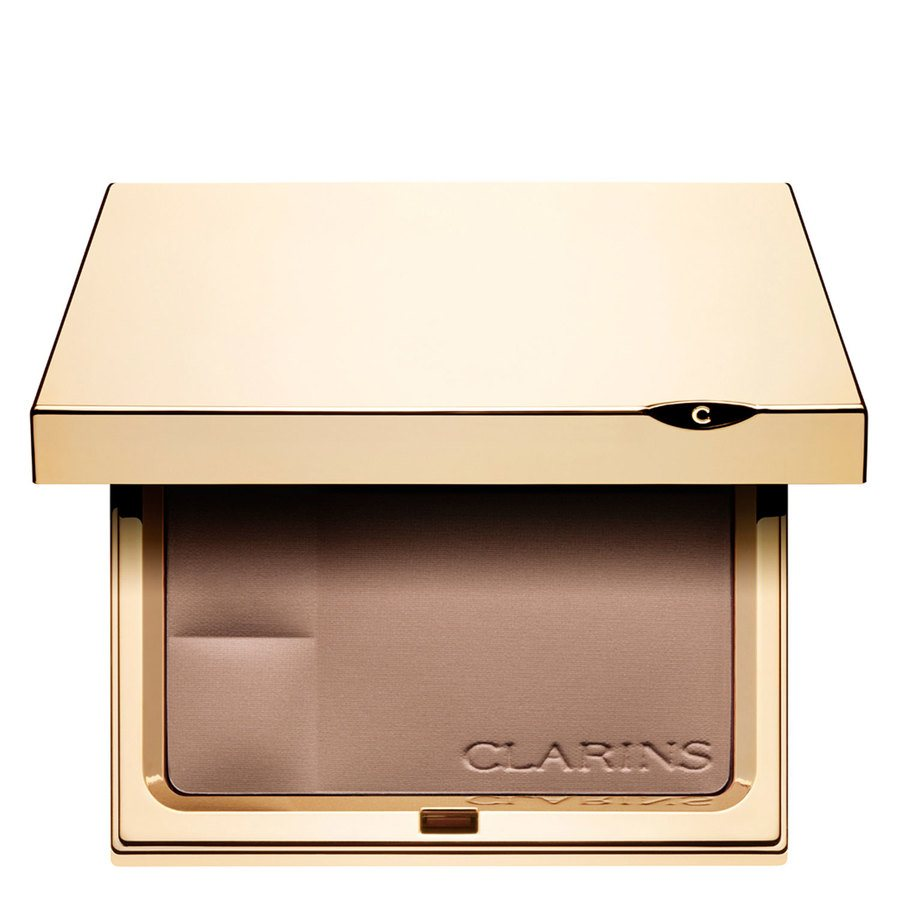 Clarins Ever Matte Mineral Powder Compact #02 Transarent Medium 10 g