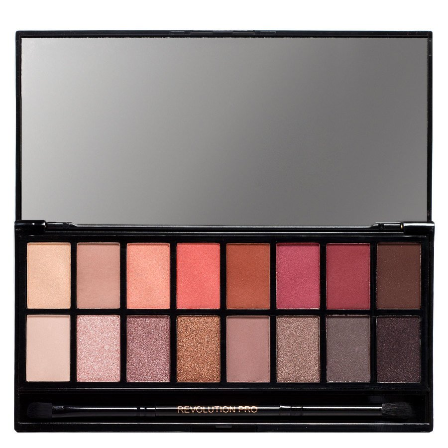 Makeup Revolution Palette New-Trals Vs Neutrals 16g