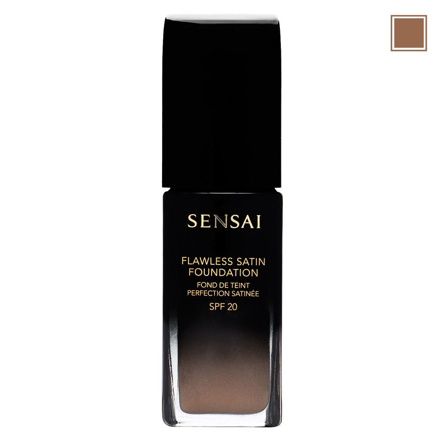 Sensai Flawless Satin Foundation FS204 Honey Beige 30 ml
