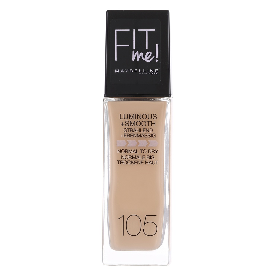 Maybelline Fit Me Liquid Foundation Natural Ivory 105 30 ml