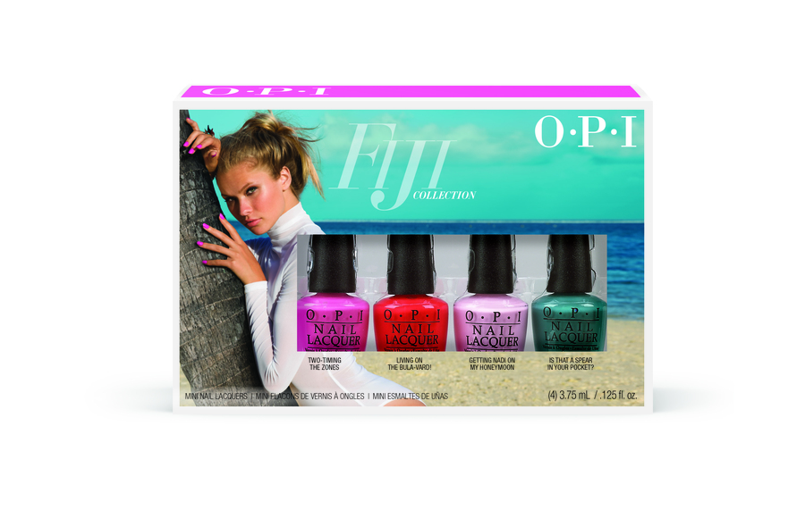 OPI Fiji Collection 4 x 3,75ml