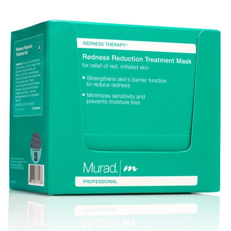 Murad Redness Reduction Treatment Mask 15pk