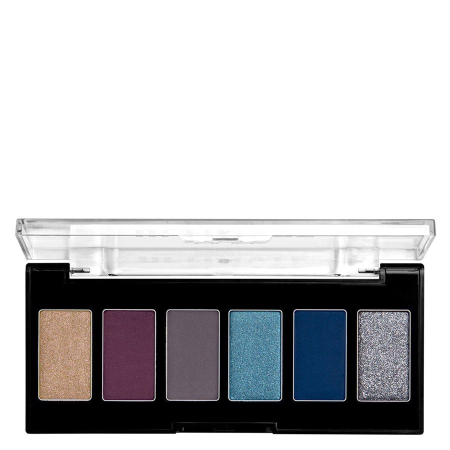 NYX Professional Makeup Ultimate Edit Petite Shadow Palette 04 Ash 7,2 gr