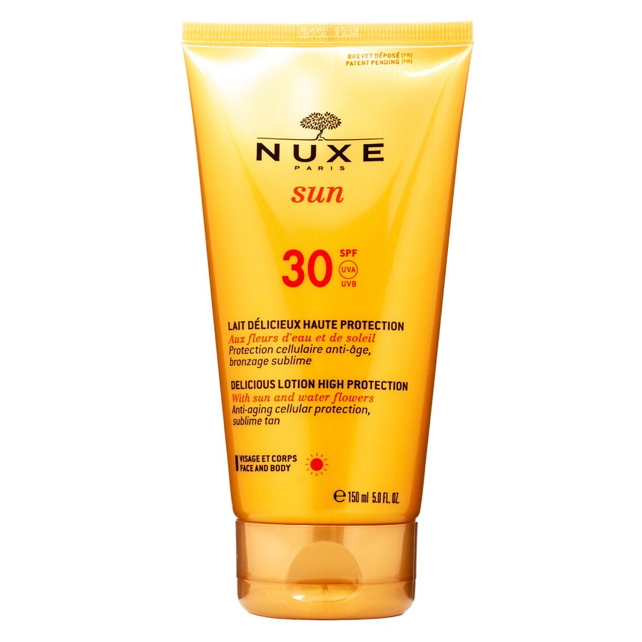 Nuxe Sun Delicious Lotion High Protection 150ml