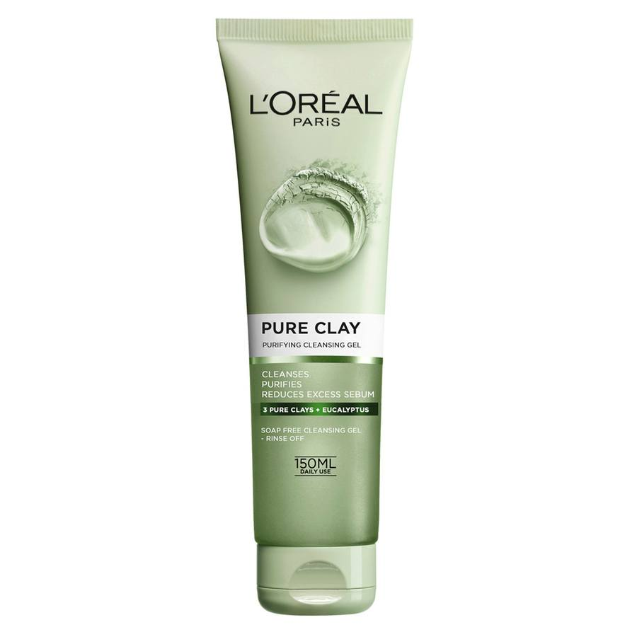 L'Oréal Paris Clay Wash green 150ml