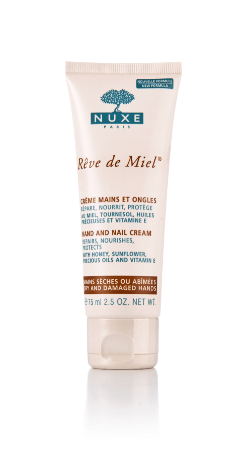 Nuxe  Rêve De Miel Hand And Nail Cream 75ml