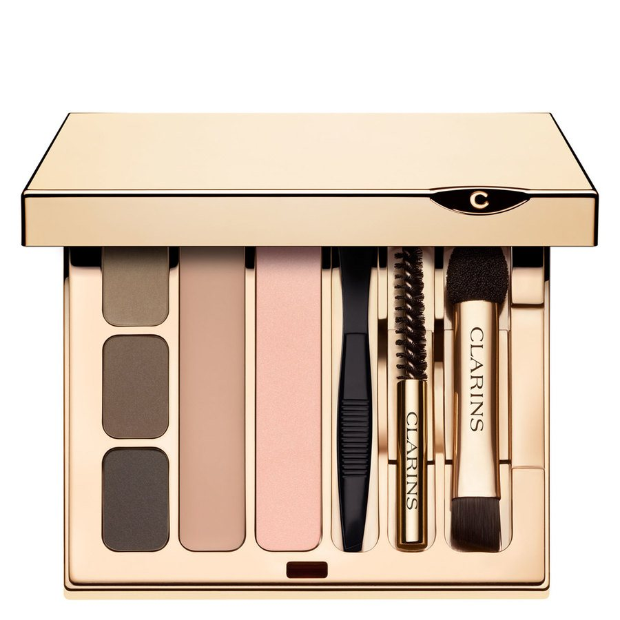 Clarins Sourcils Pro Kit Perfect Eyes & Brows Palette 4,1 g