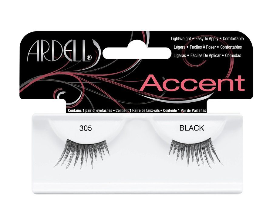 Ardell Accent Fashion Lashes 305 Black