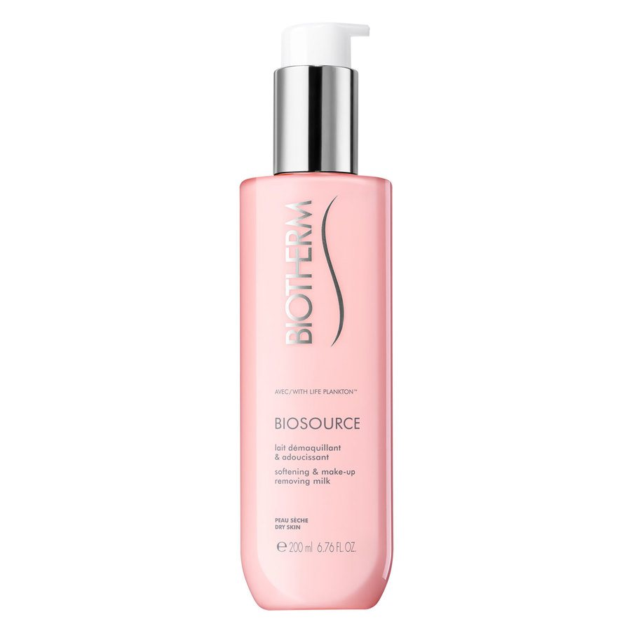 Biotherm Biosource softening Cleansing Milk Dry Skin 200 ml