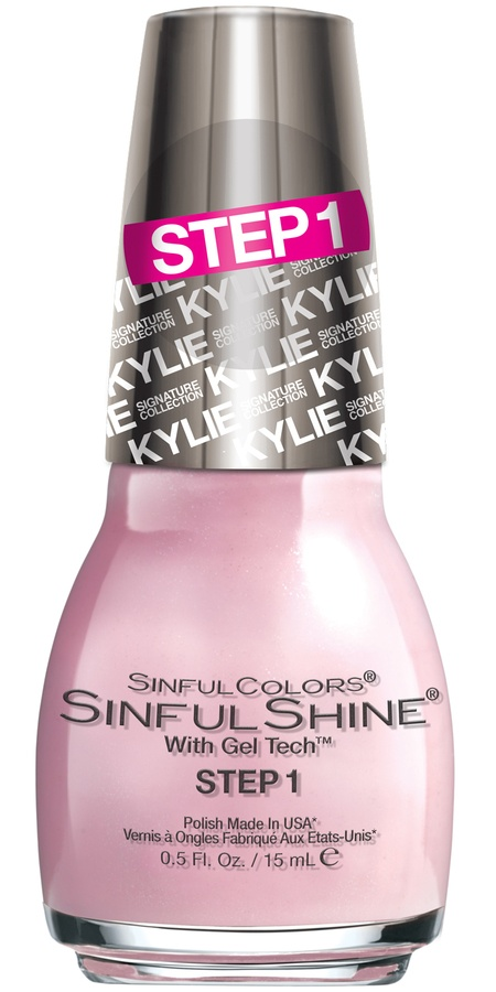 Kylie Jenner Sinful Shine Gel Lack Miss Chief