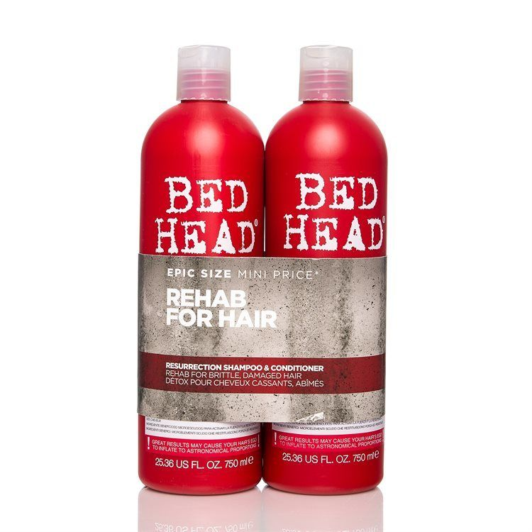 TIGI Bed Head Urban Antidotes Resurrection Shampoo & Conditioner 2 x 750ml
